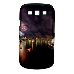 New Year's Evein Sydney Australia Opera House Celebration Fireworks Samsung Galaxy S Iii Classic Hardshell Case (pc+silicone) by Sapixe
