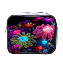 Nice 3d Flower Mini Toiletries Bags