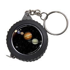 Outer Space Planets Solar System Measuring Tape by Sapixe