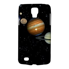 Outer Space Planets Solar System Galaxy S4 Active by Sapixe
