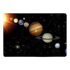 Outer Space Planets Solar System Apple Ipad Pro 10 5   Flip Case by Sapixe
