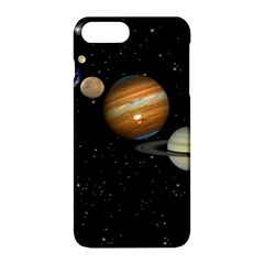 Outer Space Planets Solar System Apple Iphone 8 Plus Hardshell Case