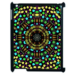 Liven Up In Love Light And Sun Apple Ipad 2 Case (black) by pepitasart