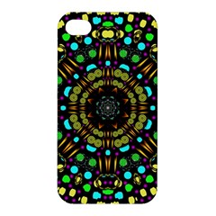Liven Up In Love Light And Sun Apple Iphone 4/4s Hardshell Case by pepitasart