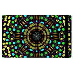 Liven Up In Love Light And Sun Apple Ipad 3/4 Flip Case by pepitasart