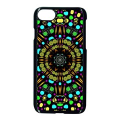 Liven Up In Love Light And Sun Apple Iphone 8 Seamless Case (black) by pepitasart