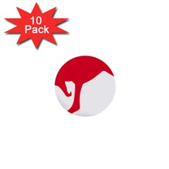 Australian Army Vehicle Insignia 1  Mini Buttons (10 Pack)  by abbeyz71