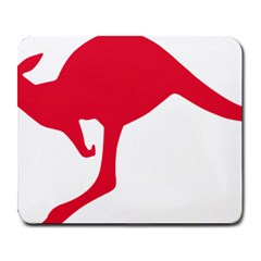 Australian Army Vehicle Insignia Large Mousepads by abbeyz71