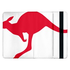 Australian Army Vehicle Insignia Samsung Galaxy Tab Pro 12 2  Flip Case