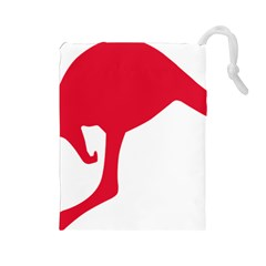 Australian Army Vehicle Insignia Drawstring Pouches (large)