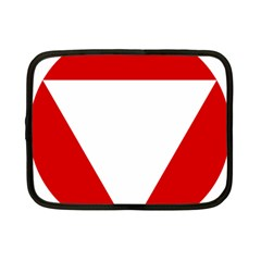 Roundel Of Austrian Air Force  Netbook Case (small)