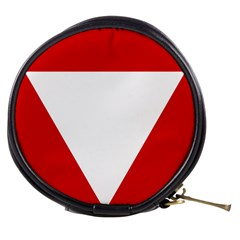 Roundel Of Austrian Air Force  Mini Makeup Bags