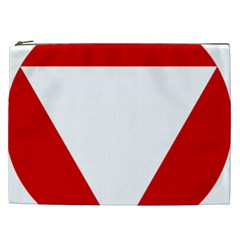 Roundel Of Austrian Air Force  Cosmetic Bag (xxl)