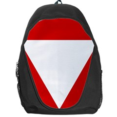Roundel Of Austrian Air Force  Backpack Bag