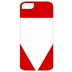 Roundel Of Austrian Air Force  Apple Iphone 5 Classic Hardshell Case