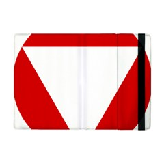 Roundel Of Austrian Air Force  Apple Ipad Mini Flip Case