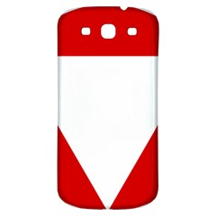 Roundel Of Austrian Air Force  Samsung Galaxy S3 S Iii Classic Hardshell Back Case