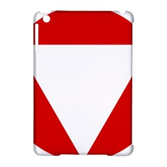 Roundel Of Austrian Air Force  Apple Ipad Mini Hardshell Case (compatible With Smart Cover)