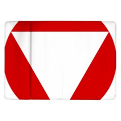 Roundel Of Austrian Air Force  Samsung Galaxy Tab 10 1  P7500 Flip Case