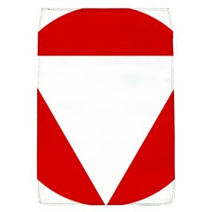Roundel Of Austrian Air Force  Flap Covers (l)