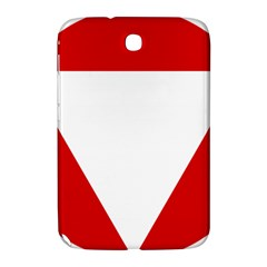 Roundel Of Austrian Air Force  Samsung Galaxy Note 8 0 N5100 Hardshell Case