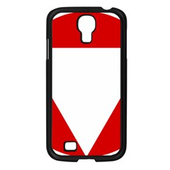 Roundel Of Austrian Air Force  Samsung Galaxy S4 I9500/ I9505 Case (black)
