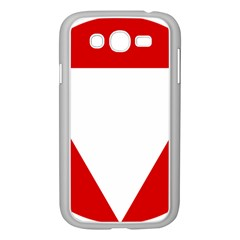Roundel Of Austrian Air Force  Samsung Galaxy Grand Duos I9082 Case (white)