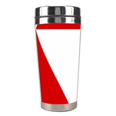 Roundel Of Austrian Air Force  Stainless Steel Travel Tumblers