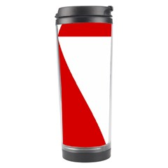 Roundel Of Austrian Air Force  Travel Tumbler by abbeyz71