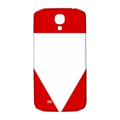 Roundel Of Austrian Air Force  Samsung Galaxy S4 I9500/i9505  Hardshell Back Case