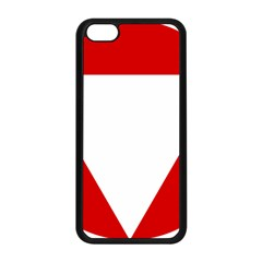 Roundel Of Austrian Air Force  Apple Iphone 5c Seamless Case (black)