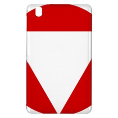 Roundel Of Austrian Air Force  Samsung Galaxy Tab Pro 8 4 Hardshell Case