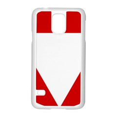 Roundel Of Austrian Air Force  Samsung Galaxy S5 Case (white)