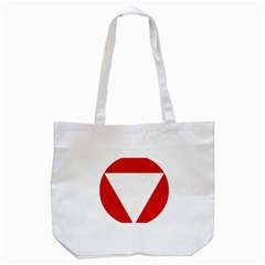 Roundel Of Austrian Air Force  Tote Bag (white)