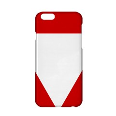Roundel Of Austrian Air Force  Apple Iphone 6/6s Hardshell Case by abbeyz71