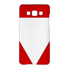 Roundel Of Austrian Air Force  Samsung Galaxy A5 Hardshell Case