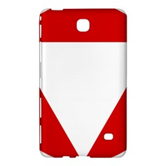 Roundel Of Austrian Air Force  Samsung Galaxy Tab 4 (7 ) Hardshell Case