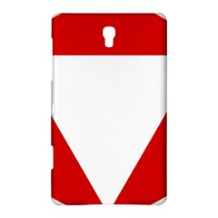 Roundel Of Austrian Air Force  Samsung Galaxy Tab S (8 4 ) Hardshell Case