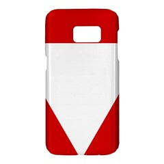 Roundel Of Austrian Air Force  Samsung Galaxy S7 Hardshell Case