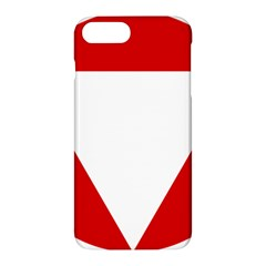 Roundel Of Austrian Air Force  Apple Iphone 7 Plus Hardshell Case