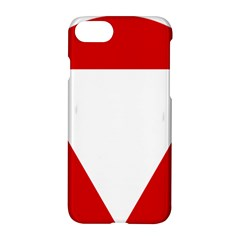 Roundel Of Austrian Air Force  Apple Iphone 7 Hardshell Case