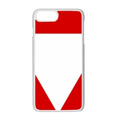 Roundel Of Austrian Air Force  Apple Iphone 7 Plus Seamless Case (white)
