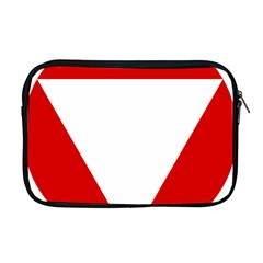Roundel Of Austrian Air Force  Apple Macbook Pro 17  Zipper Case