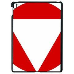 Roundel Of Austrian Air Force  Apple Ipad Pro 9 7   Black Seamless Case