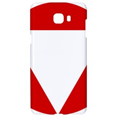 Roundel Of Austrian Air Force  Samsung C9 Pro Hardshell Case
