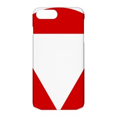 Roundel Of Austrian Air Force  Apple Iphone 8 Plus Hardshell Case