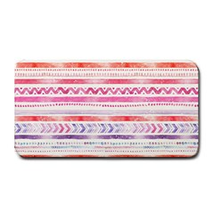 Watercolor Tribal Pattern Medium Bar Mats