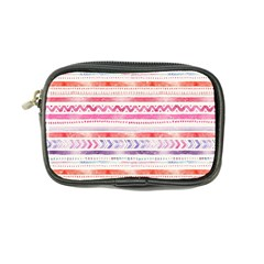 Watercolor Tribal Pattern Coin Purse