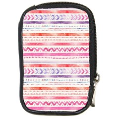 Watercolor Tribal Pattern Compact Camera Cases
