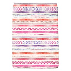 Watercolor Tribal Pattern Flap Covers (l)